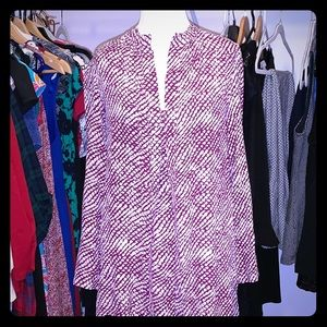 Derek Lam Silk Blouse Size 4